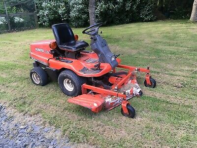 £2050 • Buy Kubota F1900 4wd Diesel Out Front Ride On Mower