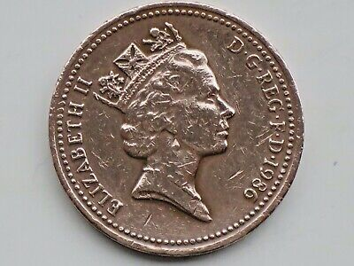 £0.99 • Buy RARE 1986 One  Penny 1p COIN