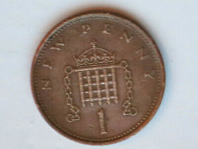 £0.99 • Buy RARE 1981 One NEW Penny 1p COIN Pre Decimal In 1983