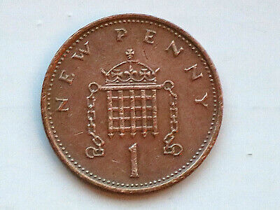 £0.99 • Buy RARE 1980 One NEW Penny 1p COIN Pre Decimal In 1983