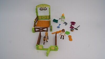 £5 • Buy Playmobil DreamWorks Spirit 9478 Lucky And Spirit With Horse Stall