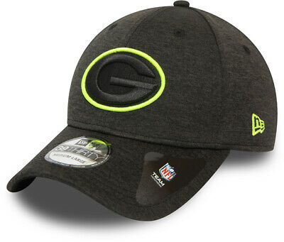 £18.95 • Buy Green Bay Packers New Era 3930 NFL Shadow Tech Stretch Fit Cap