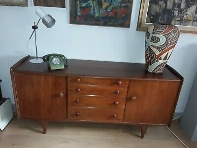 £400 • Buy Vintage Afromosa/Teak Sideboard By A .Younger