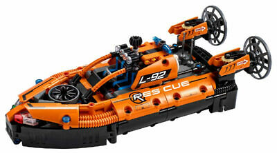 £24.99 • Buy LEGO Technic Rescue Hovercraft Set - 457 Pieces (42120) Pre-owned