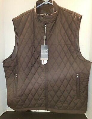 $45 • Buy Jos A. Banks Quilted Vest Brand New XL NWT