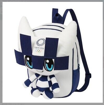 £105.30 • Buy Tokyo 2020 Olympic Mascot MIRAITOWA Official Backpack  From Japan NEW