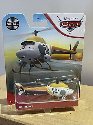 """£10.69 • Buy Disney Pixar Cars - HELICOPTER Diecast """"RON HOVER""""- New /Unopened - Last One!"""