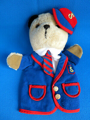 £29.99 • Buy SCAMPI Hand Glove Puppet SOOTY & SWEEP COUSIN PATSY B M CORBETT Soft Toy VINTAGE