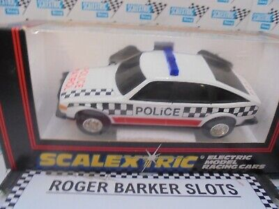 £50 • Buy Scalextric C362 Rover Sd1 Police Car With Working Roof Light  BNIB New Old Stock