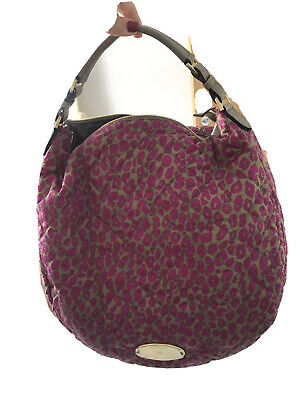 £35 • Buy Mulberry Bag Leopard Print Material