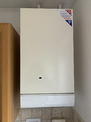 £99 • Buy Central Heating Boiler  Ideal Logic FF260. With Flue