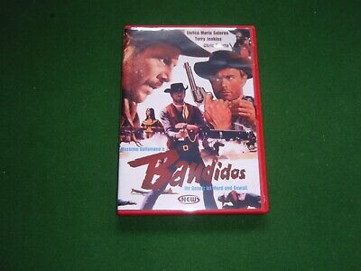 £13.49 • Buy Bandidos - You Die But I Live DVD Terry Jenkins NEW Eyecatcher Spaghetti Western