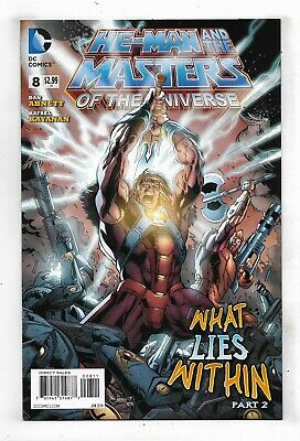 $3.99 • Buy He-Man And The Masters Of The Universe 2014 #8 Very Fine