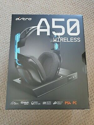 AU250 • Buy Astro A50 Wireless Gaming Headset With Base Station For PlayStation 4 And PC - …
