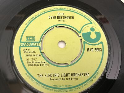 £2.59 • Buy Electric Light Orchestra - Roll Over Beethoven 7  Vinyl Single Record
