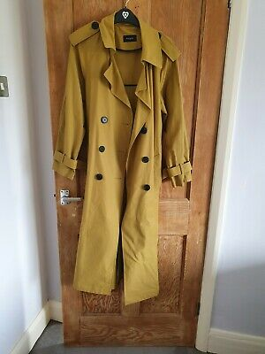 £4.10 • Buy Marks And Spencer Autograph  Size 6 Trench Coat / Mac - Fits UK 10