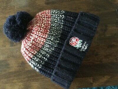 £3.70 • Buy England Rugby Woolly Hat