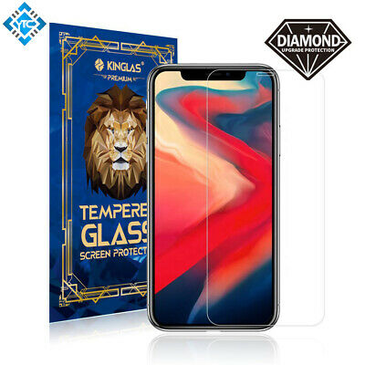 AU14.50 • Buy 2x Kinglas Diamond Glass Tempered Glass Screen Protector 9H For IPhone XR/11