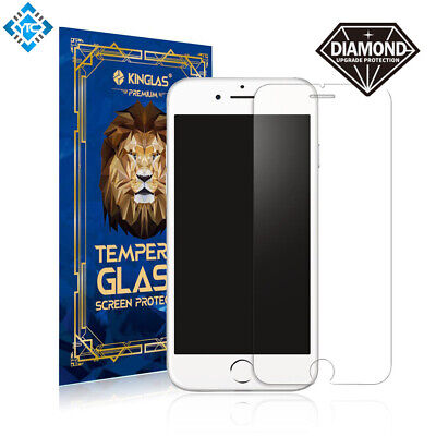 AU14.50 • Buy 2x Kinglas Diamond Glass Tempered Glass Screen Protector 9H For IPhone 7+/8+