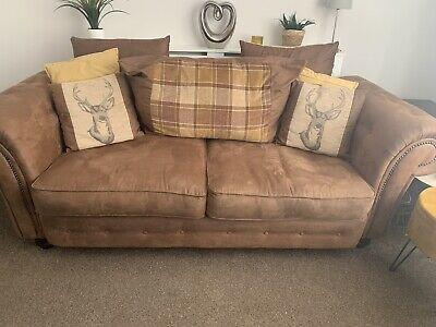 £250 • Buy Scs Country Living 3 Piece Suite