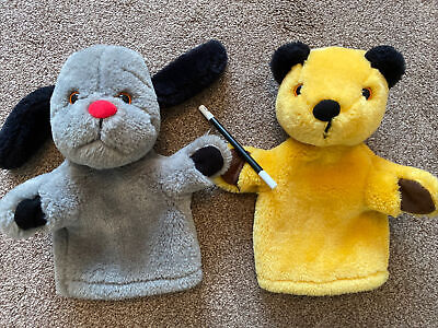 £4.99 • Buy Sooty And Sweep Hand Puppets