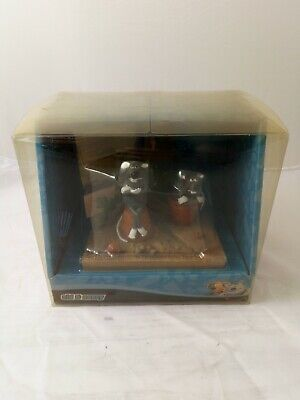 £19 • Buy Boxed Sid & Nancy The Shed Rats, Aardman, Creature Comforts Collectable Figures