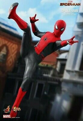 $ CDN216.30 • Buy Hot Toys Marvel SPIDER-MAN UPGRADED SUIT VERSION 1/6th Figure MMS542 Sealed