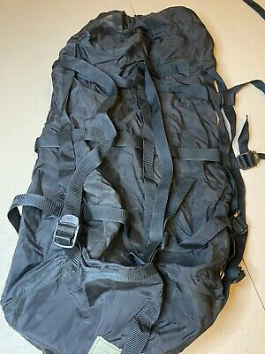 $15 • Buy US Military 9 Strap Compression Stuff Sack Black -MSS Sleep System- Defected