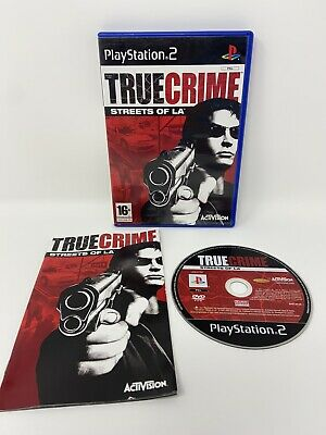£3.99 • Buy True Crime Streets Of LA - PS2 Video Game - Free Shipping
