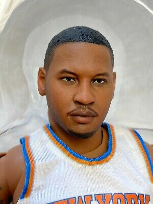$199 • Buy ENTERBAY 1/9 Scale Motion Masterpiece Collectible Figure Mm-1206 Carmelo Anthony