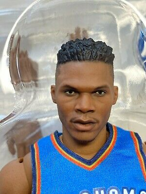 $199 • Buy ENTERBAY 1/9 Masterpiece Collectible Figure Mm-1203 Russell Westbrook Thunder