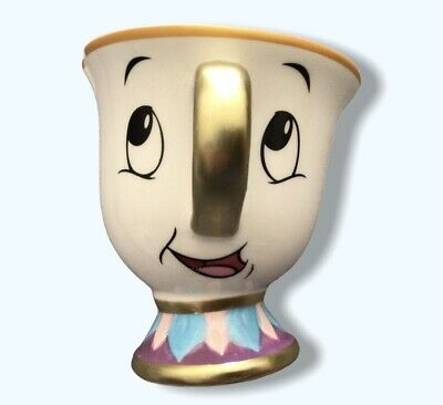 £14.99 • Buy Chip The Mug From Disney Beauty And The Beast Mrs Potts - New And Boxed