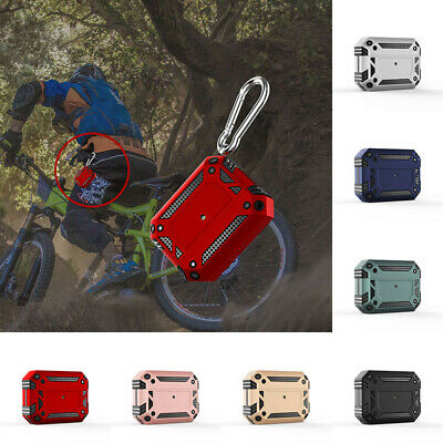 $ CDN7.39 • Buy For Apple Airpods 1/2/3 Pro Heavy Duty Rugged Armour Case Shockproof Skin Cover