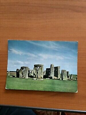 £0.99 • Buy Stonehenge, From The South West, Wiltshire Postcard L2