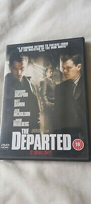 £1.49 • Buy The Departed (DVD, 2007, 2-Disc Set)