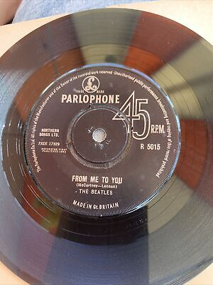 """£0.99 • Buy The Beatles """"From Me To You / Thank You Girl"""" Parlophone R 5015 1963"""
