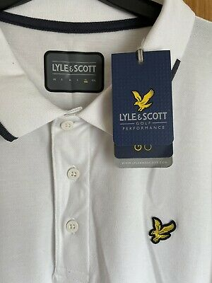 £15 • Buy Lyle And Scott Golf Polo