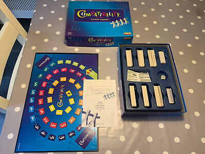 £0.99 • Buy Compatibility Board Game By Spears Games