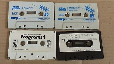 £8 • Buy BBC Micro Games 10 Cassettes & 3 Booklets