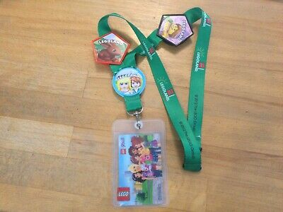£4 • Buy Legoland Hotel Collector Lego Friends Keycards And Lanyards X 2