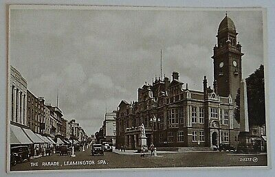 £9.99 • Buy Leamington Spa. The Parade. Valentine's  213275 Excellent Condition (See Pics)