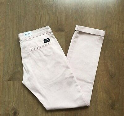 £19.99 • Buy Edwin 55 Chino W30 L33 Mens Chino Trousers Bnwt Compact Twill Rinsed