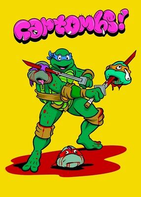 $43.98 • Buy NFT Digital Card - Cartombs 2021 - TMNT  Brotherly Love  #93 Rory McQueen RARE!
