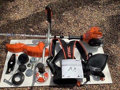 £255 • Buy Stihl FS 70 C Petrol Strimmer Brushcutter, Barely Used So VGC, RRP C£345