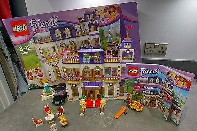 £200 • Buy LEGO Friends Grand Hotel (41101) Excellent Condition. 100% Complete. SEE VIDEO!