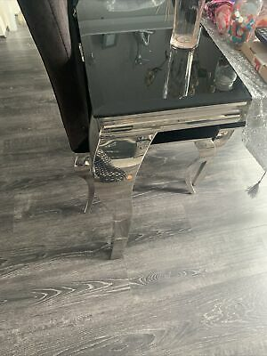£350 • Buy Dinning Table And Velvet Chairs