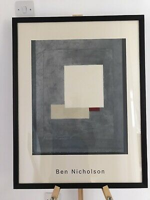 £199 • Buy Ben Nicholson 'Composition 1935-8' Seriograph Printed By ARTE In Italy 2001
