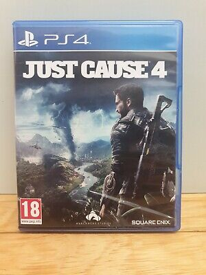 £1.20 • Buy Just Cause 4 (PS4, 2018)