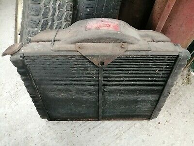 £65 • Buy Rover P6b 3500  V8 Radiator With Auto Transmition Cooler