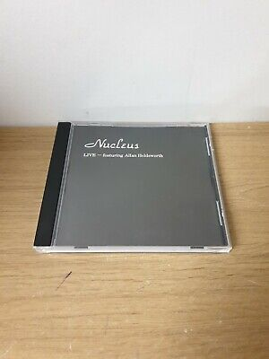 £25 • Buy Nucleus Live Featuring Allan Holdsworth Rare Live Cd